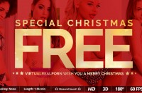 VR Porn Christmas Special FREE VR Porn video!